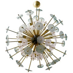 Parasole Sputnik Chandelier by Fabio Ltd