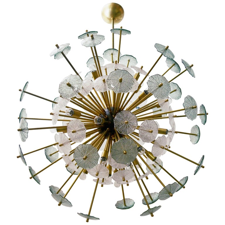 Parasole Sputnik Chandelier by Fabio Ltd For Sale