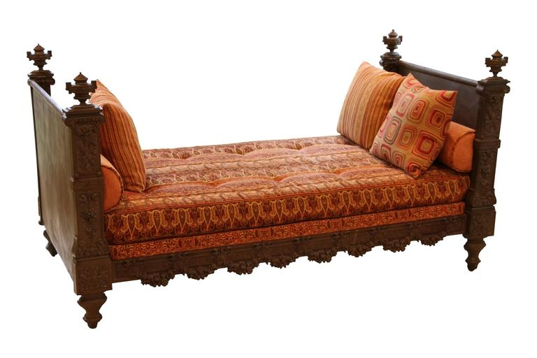 19th century iron daybed at 1stdibs