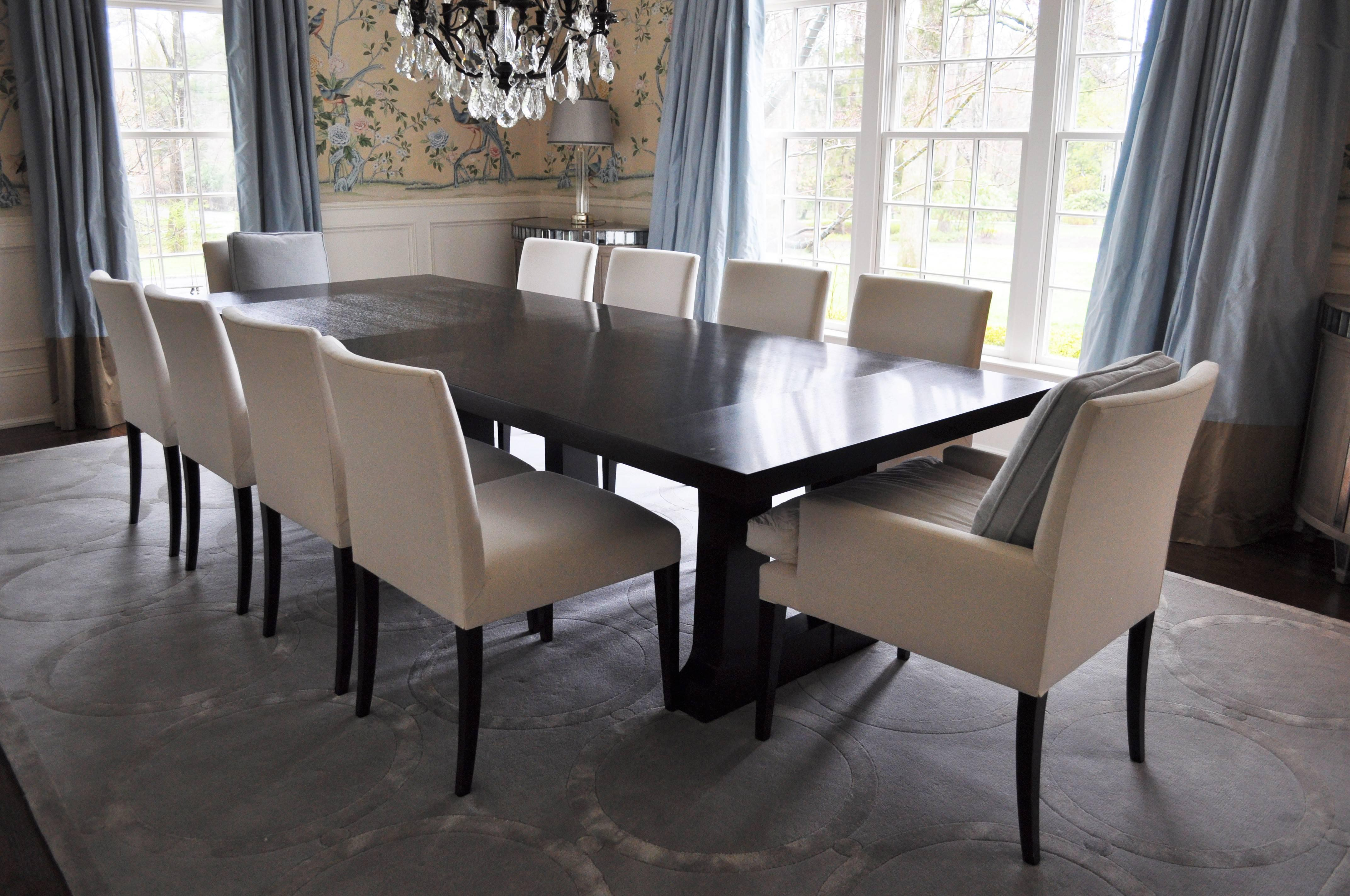 Liaigre For Holly Hunt Dining Table At 1stdibs