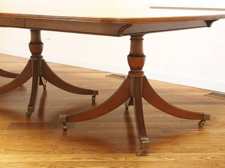 Regency Smith Watson Ny Mive 16 Foot Dining Table For
