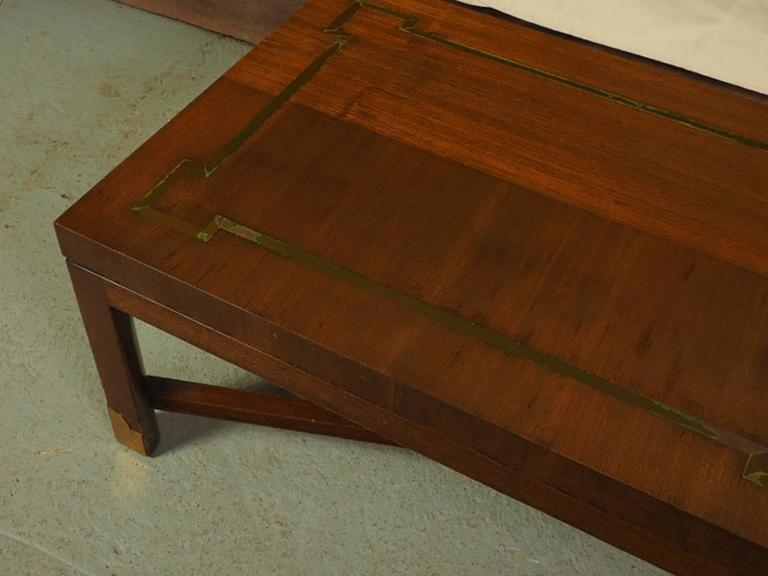 High end mid century cocktail table at 1stdibs for High end coffee table