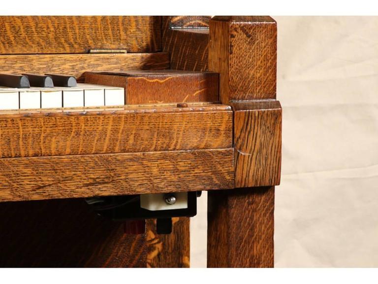 Antique Nickelodeon by Stuyvesant Piano Company, NY 4