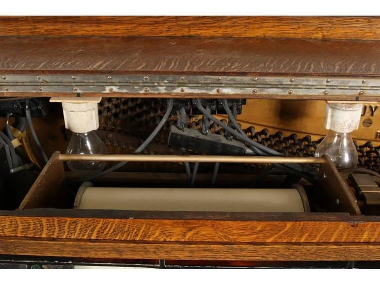 Antique Nickelodeon by Stuyvesant Piano Company, NY 3
