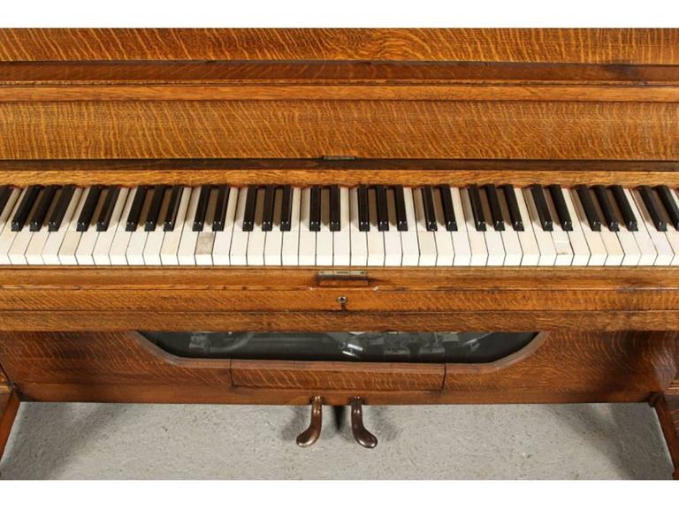 Antique Nickelodeon by Stuyvesant Piano Company, NY For Sale 1