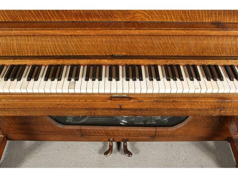 Antique Nickelodeon by Stuyvesant Piano Company, NY 8