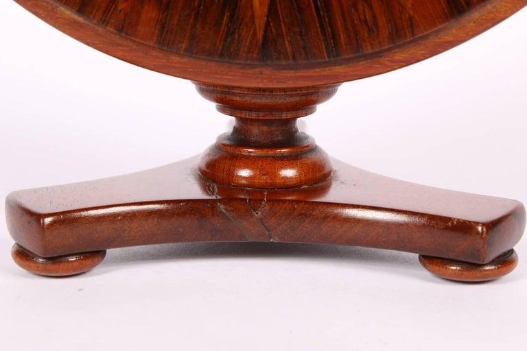 19th Century Salesman's Sample Tilt-Top Table In Good Condition For Sale In Bridgeport, CT