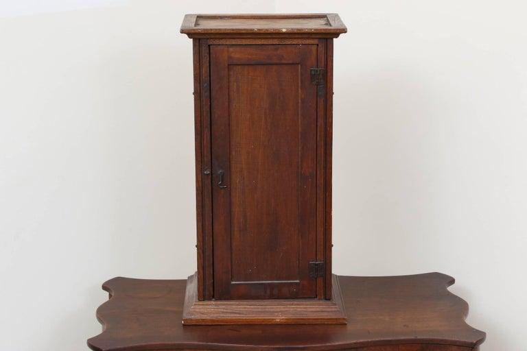 Antique Diminutive Curio Cabinet At 1stdibs