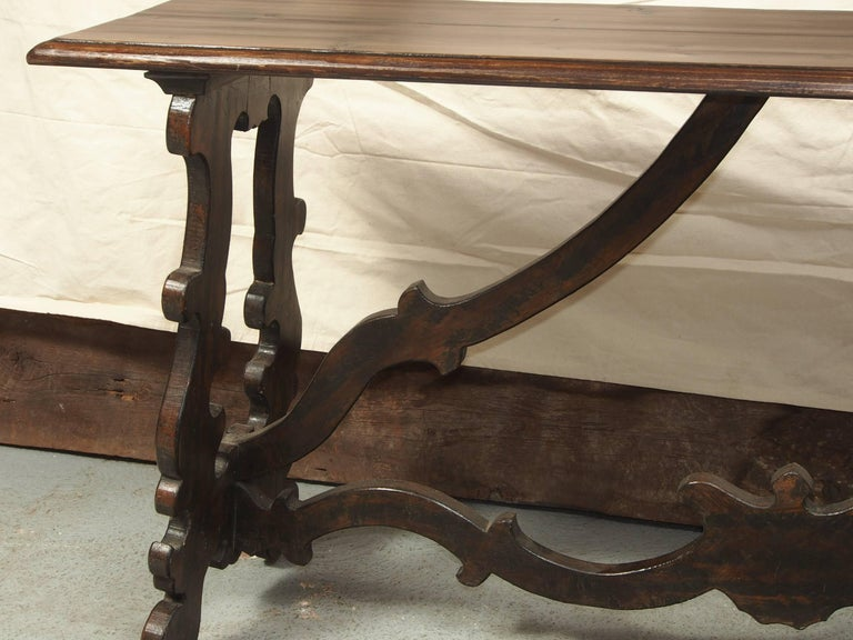 Remarkable Antique Jacobean Style Pine Console Table At 1Stdibs Ibusinesslaw Wood Chair Design Ideas Ibusinesslaworg