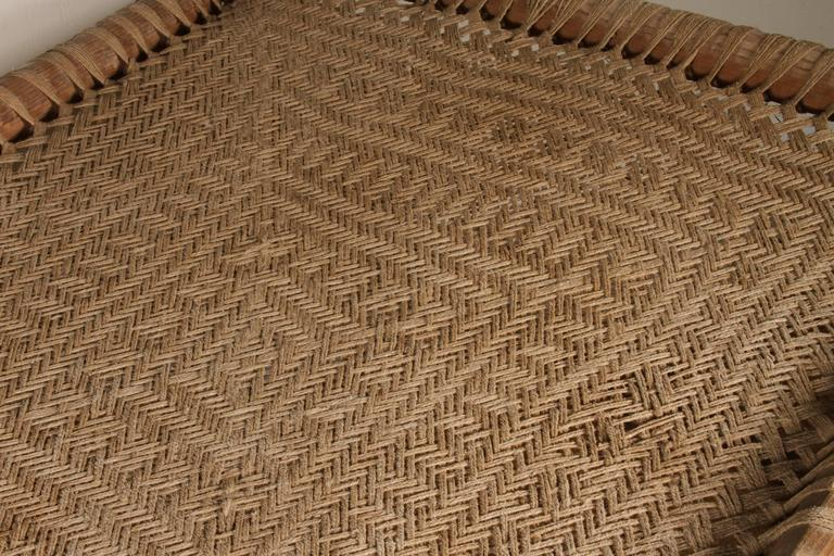 antique indian rope bed at 1stdibs