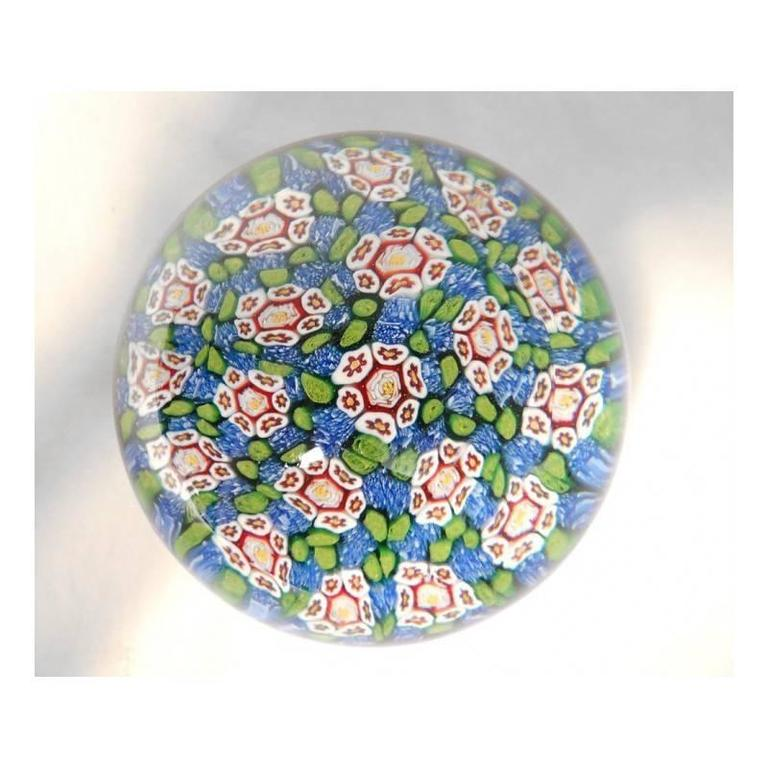 Italian Old Paperweight Murano For Sale