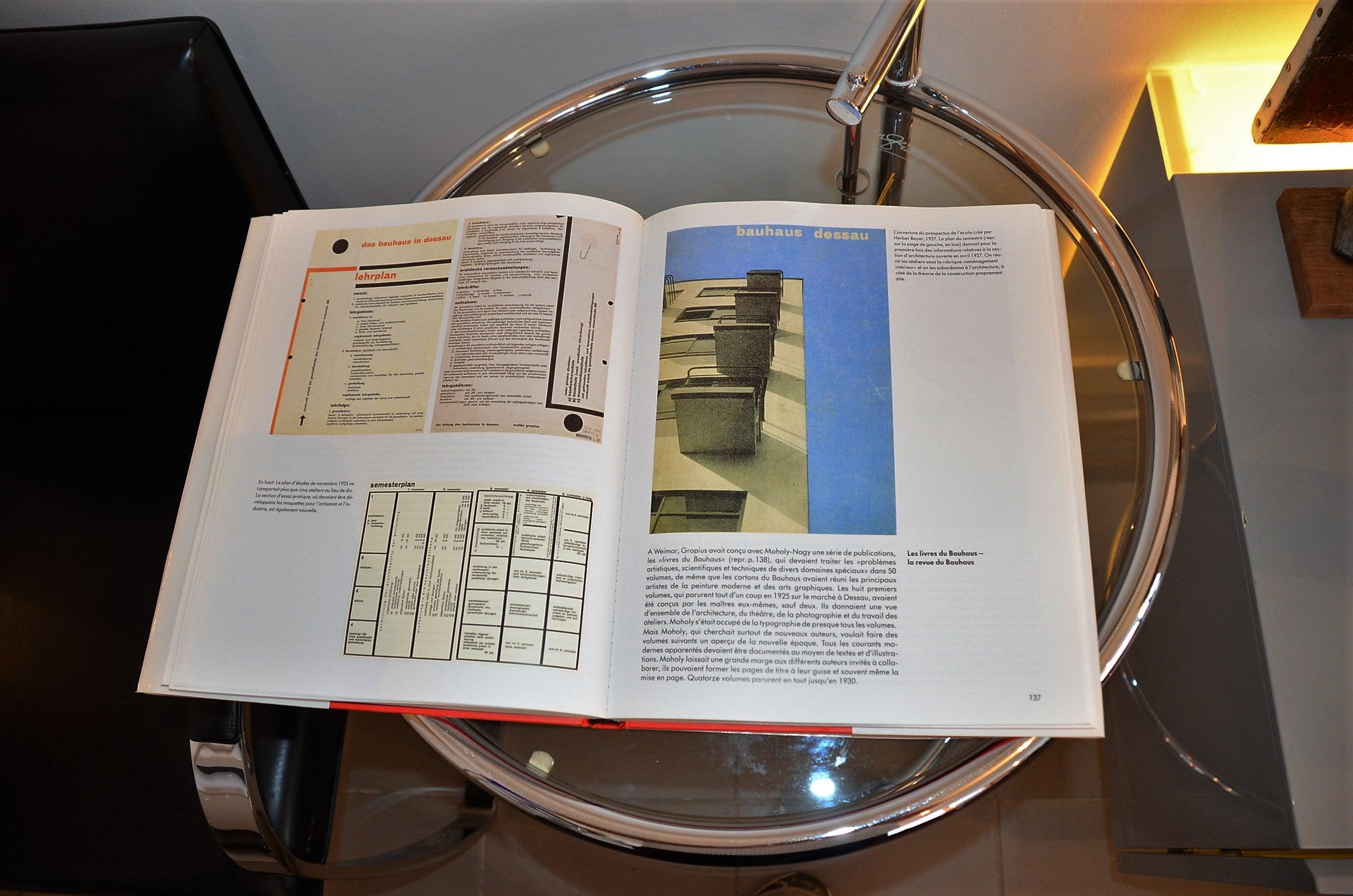 Bauhaus Interieur.