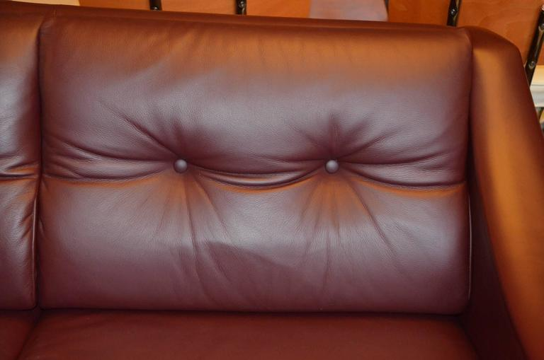 Sofa 2 Places Dezza, Gio Ponti, Italy, 1965 In Excellent Condition For Sale In Grenoble, FR