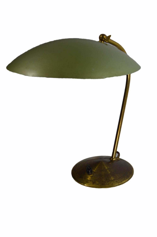 mid century italian desk lamp at 1stdibs. Black Bedroom Furniture Sets. Home Design Ideas