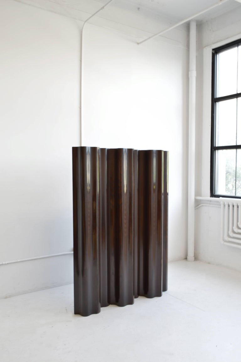 Vintage Charles Eames Molded Plywood Screen, Mid-Century, American In Good Condition In New York, NY