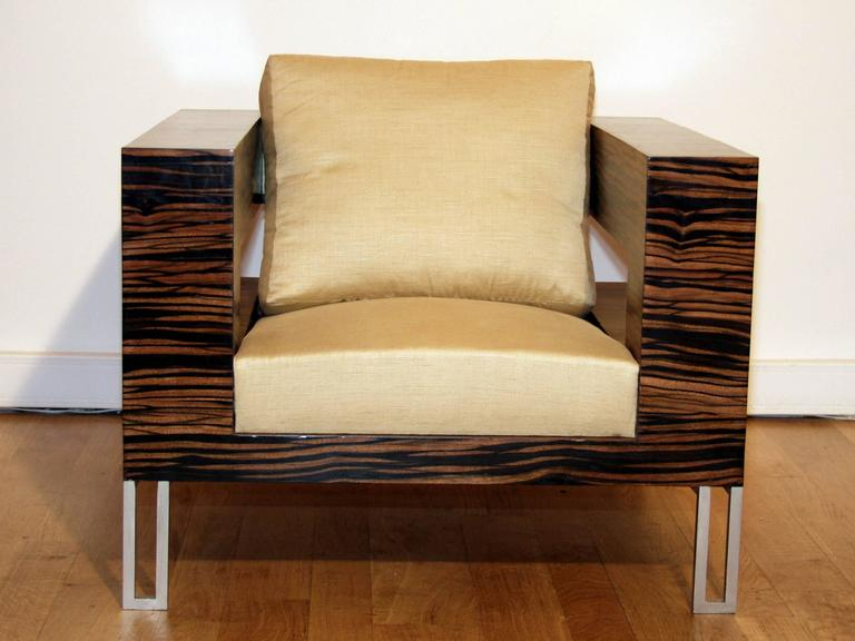 Contemporary Aymeric Lefort Armchair