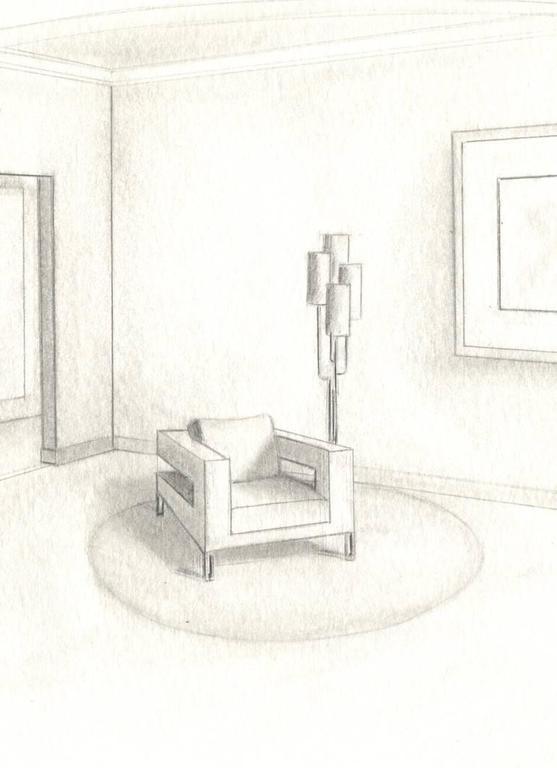 Metal Aymeric Lefort Armchair