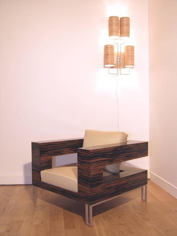 Modern Aymeric Lefort Armchair