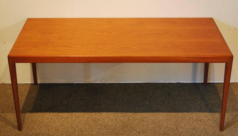 Kurt Ostervig Designed Danish Modern Set Of Three Teak