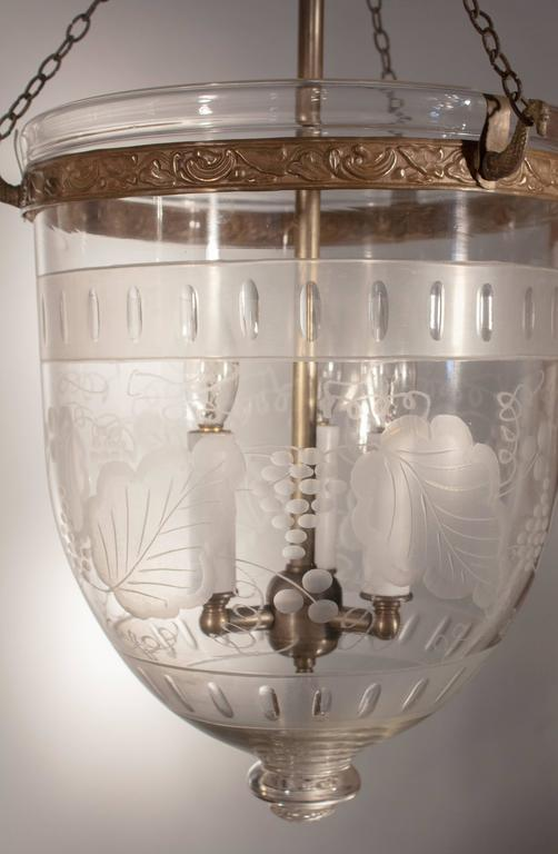bell jar lighting fixtures. Bell Jar Lighting Fixtures. Fixtures English Pair Of Lanterns With Frosted Etching For G