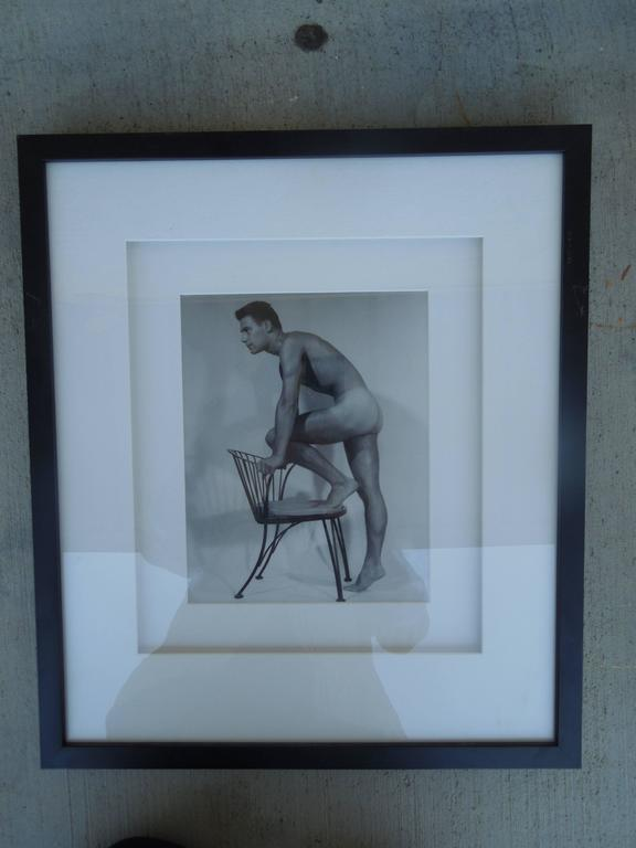Mid-20th Century Original Mid-Century Male Beefcake Photos by Bruce Bellas Aka Bruce of LA For Sale