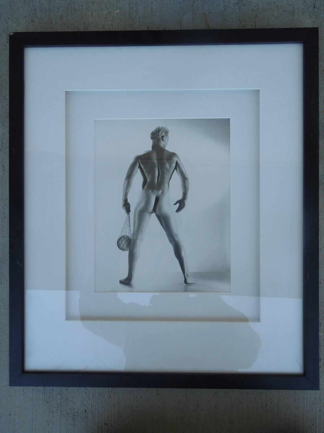 Original Mid Century Male Beefcake Photos By Bruce Bellas Aka Bruce Of La For Sale At 1stdibs