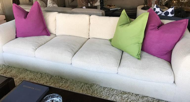 1980s palm springs custom made vintage modern sofa at 1stdibs for Palm springs modern furniture