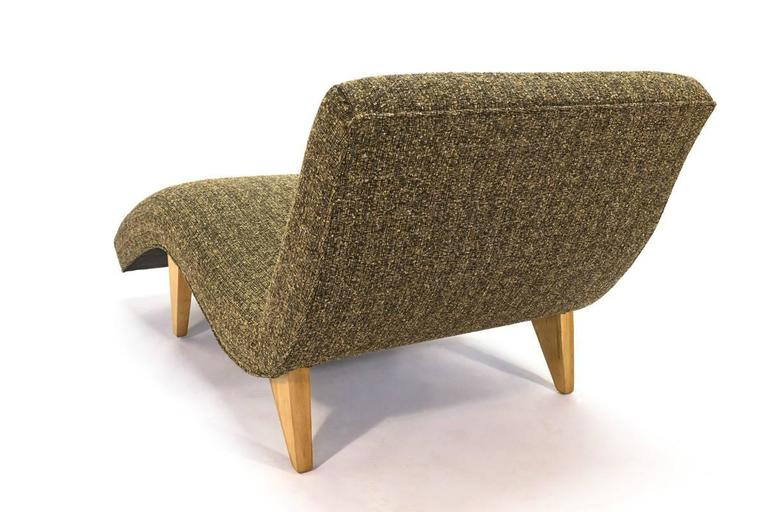 Chaise Lounge By Greta Grossman For Sherman Bertram 2