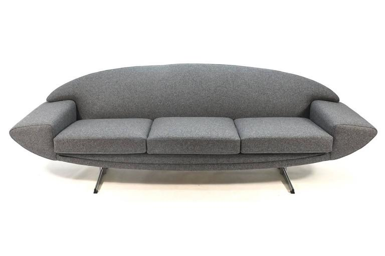 'Capri' Sofa and Chair by Johannes Andersen 3