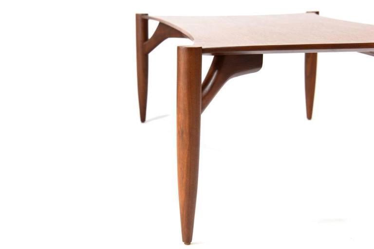 Very Rare Coffee Table by Greta Grossman For Sale 2