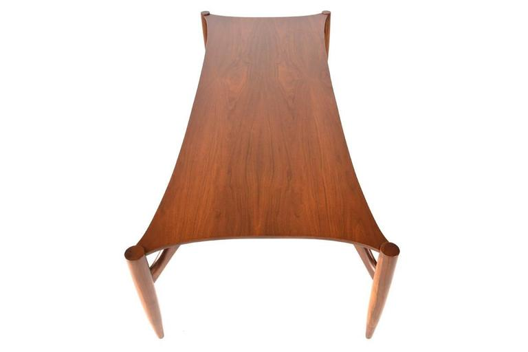 Mid-20th Century Very Rare Coffee Table by Greta Grossman For Sale