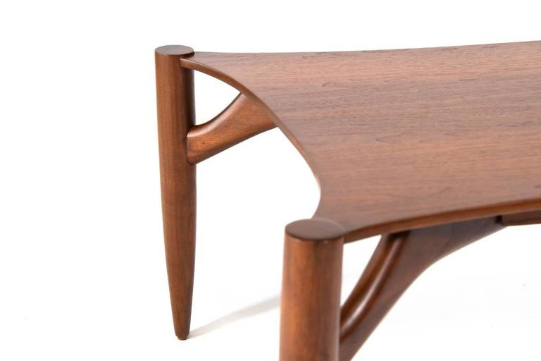 Very Rare Coffee Table by Greta Grossman For Sale 6