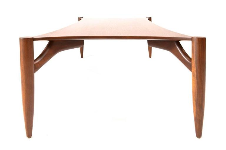 Very Rare Coffee Table by Greta Grossman For Sale 1