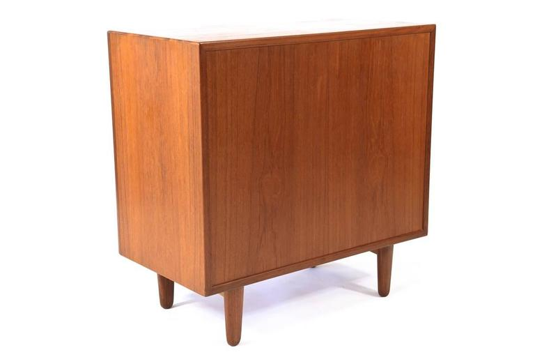 Teak Chest of Drawers by Svend Madsen for Falster For Sale 1