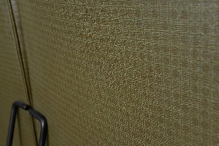 Milo Baughman for Pacific Iron Modular Sofa For Sale 1