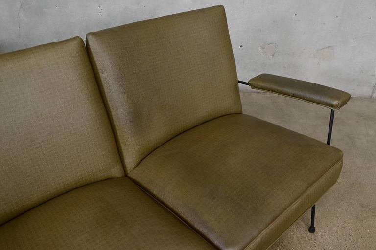 Milo Baughman for Pacific Iron Modular Sofa For Sale 3