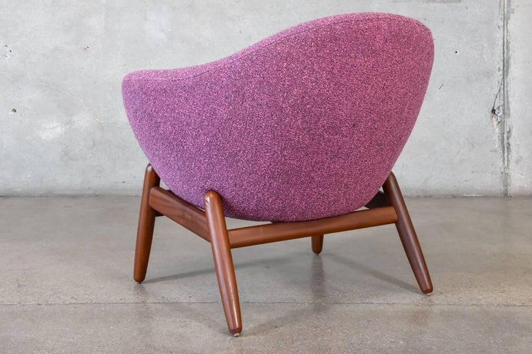 Mid-20th Century Kofod Larsen 'Pod' Lounge Chair For Sale