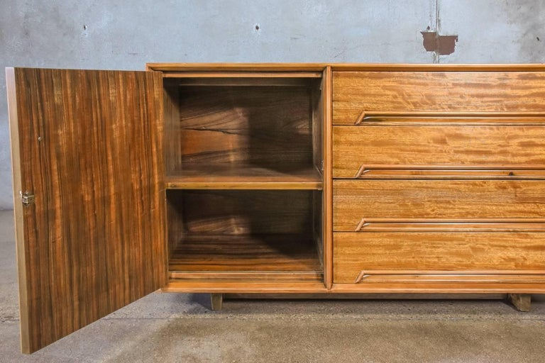 Drexel Perspective Credenza by Milo Baughman For Sale 3