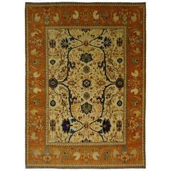 Persian Sarouk Farahan 20th century Oriental Rug