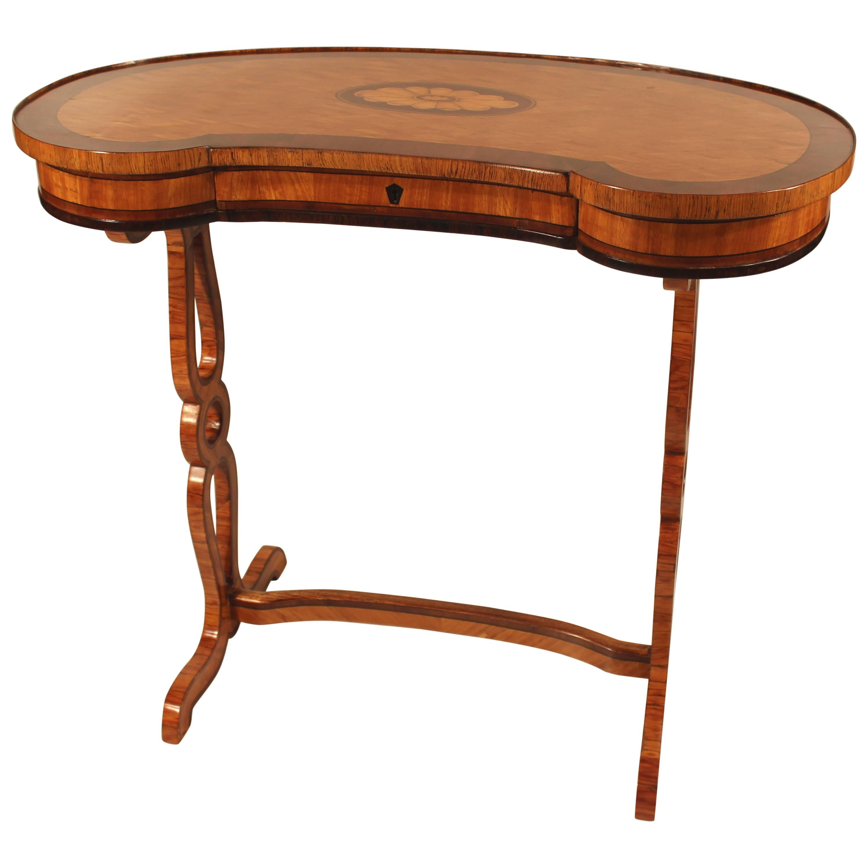 19th Century French Restauration Table
