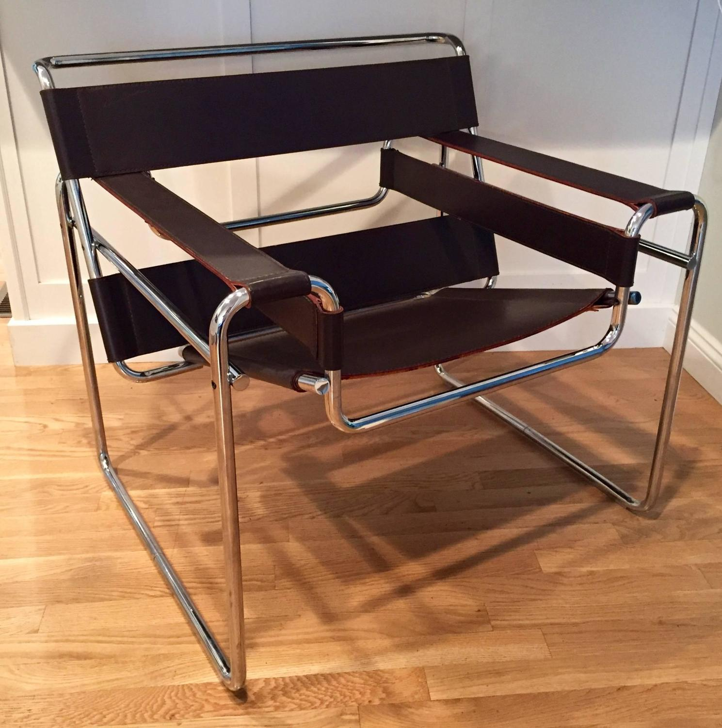 marcel breuer 39 s wassily chair for sale at 1stdibs