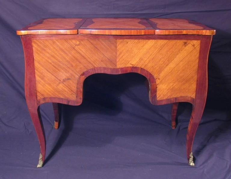 Louis XV 18th Century French Dressing Table For Sale