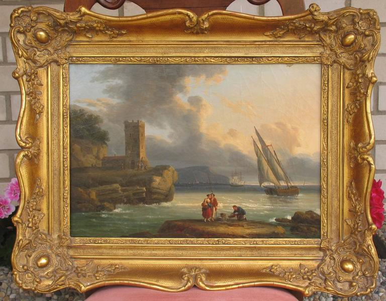 Unknown artist, in the manner of Claude Joseph Vernet (1714-1789),
