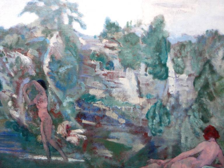 Modern Arthur Bowen Davies