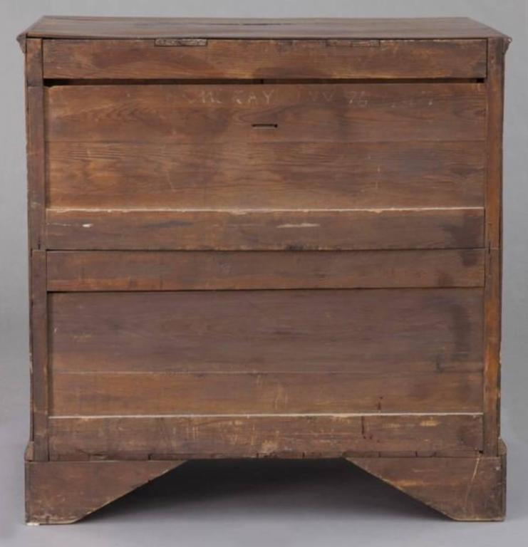 wood 5 drawer dresser