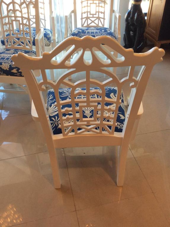 American Of Martinsville Wicker Dining Room Chairs