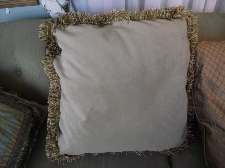 American Throw Pillow / Unusual