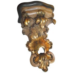 Rococo Wall Shelf or Console Base