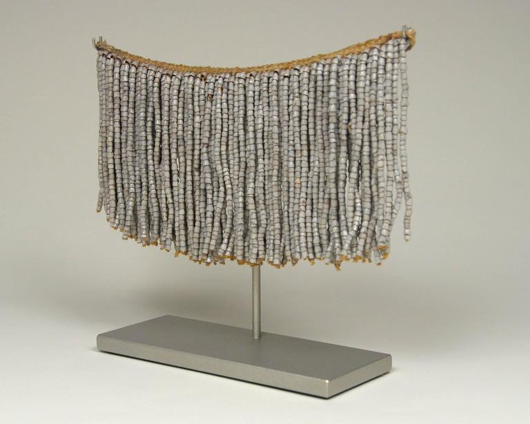 Papua New Guinean 20th Century Modesty Tribal Skirt Gnau Culture Papua New Guinea Cache Sexe For Sale