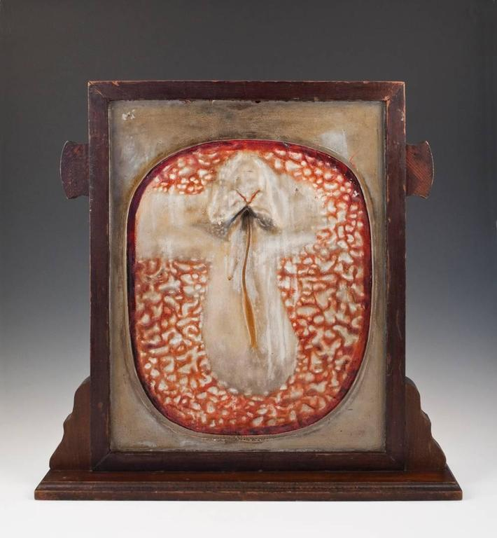 Victorian Early 20th Century Medical Model of Embryo For Sale